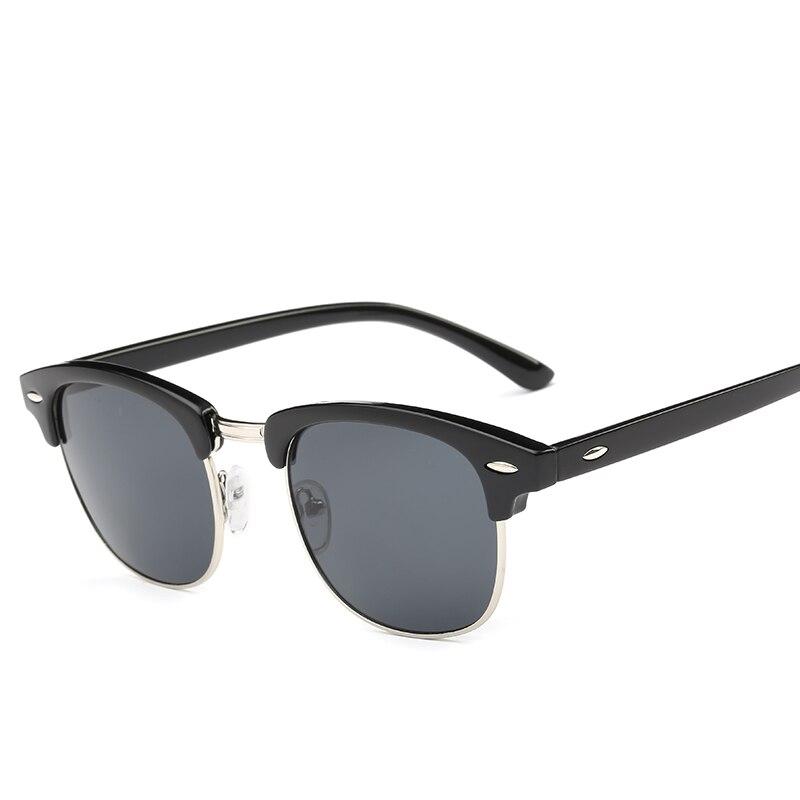 b26db4774e1 HDSUNFLY UV400 HD Polarized Sunglasses men women Classic retro Brand  Designer Sun Glasses Fashion Female Male