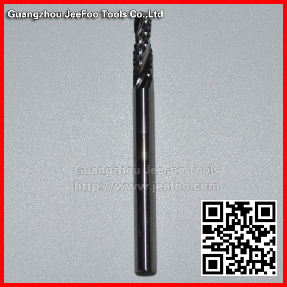 6*22*75L  Carbide PCB Cutter Tools, Circuit Board PCB Milling Bits for CNC Cutting Drill  цены