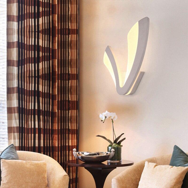 simples e moderno luz quarto decoracao criativo corredor 02