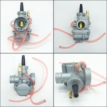 Replacement Engine Carburetor Device For MIKUNI For Suzuki AX100 Round Motorcycle VM20 ATV 22mm Useful Quality цена