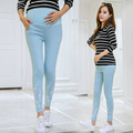 European Fashion Elastic Maternity Pants Leggings Spring/Fall Maternity Clothes for Pregnant Women Pencil Pants Pregnantcy B133