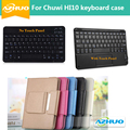 "Universal Bluetooth Keyboard with/no touchpad Case for chuwi HI10 Pro 10.1""Tablet PC,Bluetooth Keyboard Case for Chuwi HI10+gift"