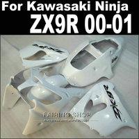 2000 2001 00 01 zx9r fairings For Kawasaki Ninja Aftermarket Fairings with 7 free gifts xl01