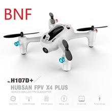 Hubsan FPV X4 Plus BNF H107D + BNF (Sans télécommande) avec 720 P HD Caméra 6-axis Gyro RC Quadcopter