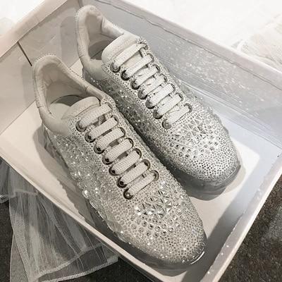 2 Sauvage Strass 1 Décontracté 3 2019 Nouveau Chaussures Tendance x8wvqn4za