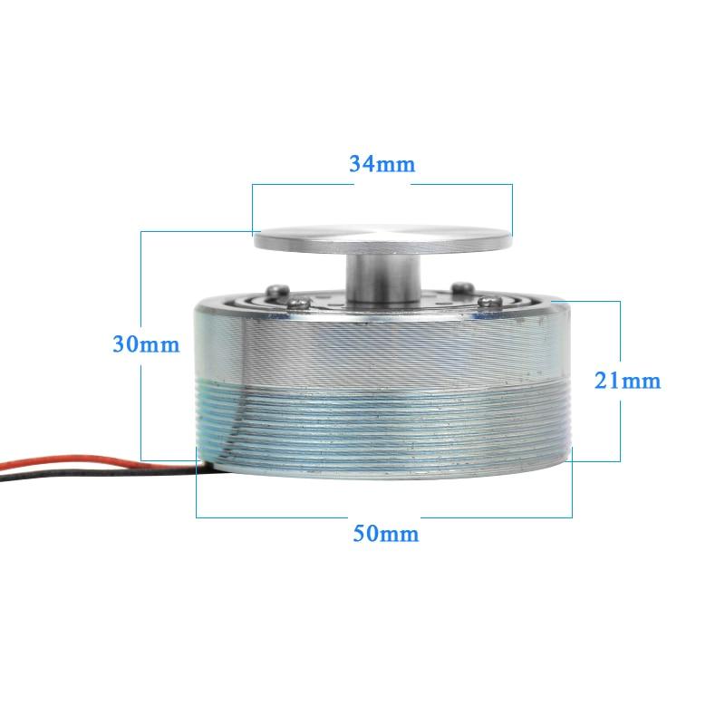 AIYIMA аудио портативный колонки 25 Вт/20 Вт 4 Ом/8 Ом 44/50 мм полный спектр вибрирующий динамик НЧ-динамик, Bluetooth AUX-резонансная томография НЧ-динамик