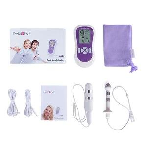 Image 1 - Treinador elétrico de músculos pélvicos, exercitador de kegel com sondas vaginais e anais para homens e mulheres, incontinência