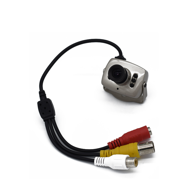 New 960P 3.6mm lens Mini AHD Security CCTV Surveillance Camera with Audio out for HD AHD DVR aomway 1200tvl 960p ccd hd mini camera 2 8mm lens for fpv