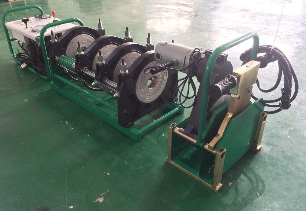 SWT B315/160H PE welding machine
