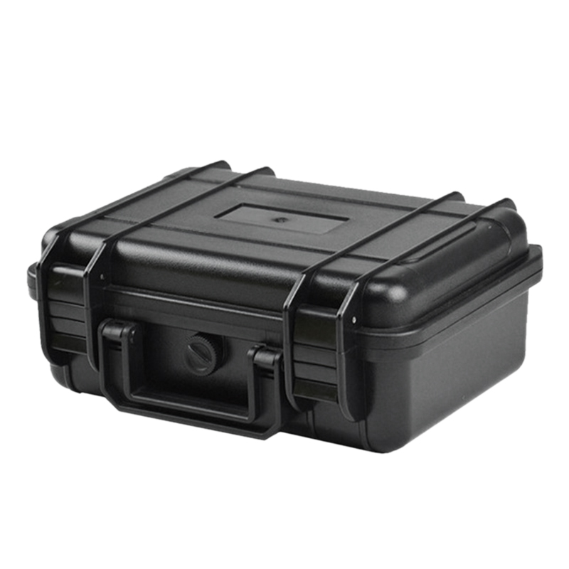 Outdoor Abs Waterproof Drying Box Safety-Equipment Box Portable Outdoor Survival Toolbox Dustproof And Explosion-Proof Collisi