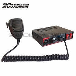 (CJB-100A) Coxswain 100W Car Alarm Siren, DC12V, 7 tones. Suit for police, ambulance, engineer, emergency car (without speaker)