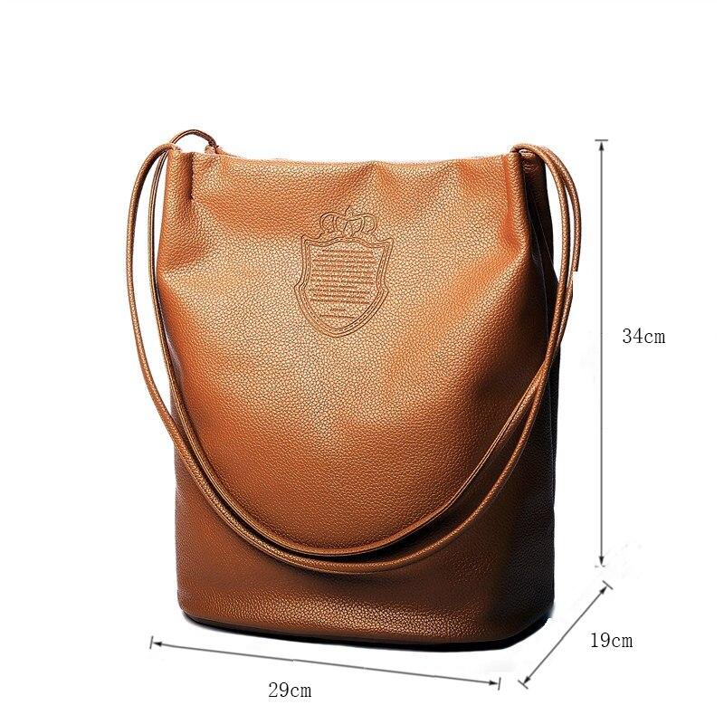 biger bolish última tendência balde Tipo : Top-handle Bag