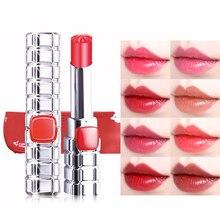 NOVO Cosmetic Lips Makeup Velvet Matte Lipstick Glaze Light