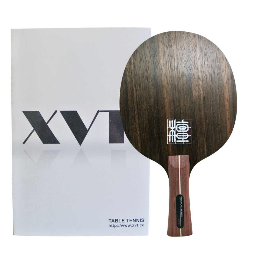 BIG SALE Original  XVT  Ebony   Ebenholz   7  Carbon Table Tennis Blade/ ping pong blade/ table tennis bat  Send Cover Case