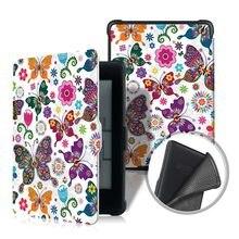 3febf1597f82b E-book para Kindle Paperwhite Caso Magnetic PU de Couro e TPU Auto-wake sono  Capa para 6   Amazon kindle Paperwhite 1 2 3 + Gift