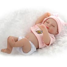 10 Lifelike Twins Reborn Baby Alive Doll Silicone Fake Girl And Boy Looking Lifelike Kids Playmate