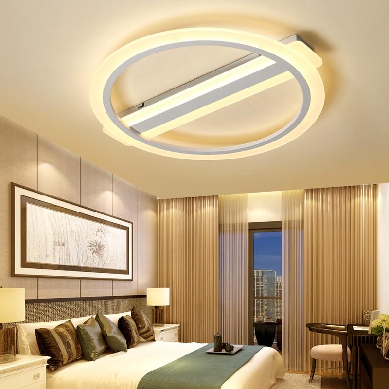 Modern indoor ultra- thin 5cm ceiling light LED lighting diameter 23 / 60cm lamp body Dining Roombedroom lights