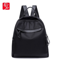 Female Backpack Shoulder Bag Package Oxford Cloth Double Pack Stitching Suitable For School Shopping Travel And Others
