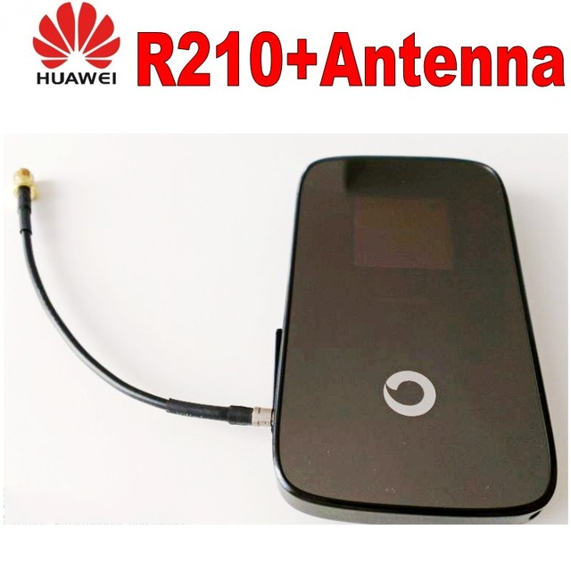 US $68 0 |Vodafone R210 4G LTE MiFi Hotspot with antenna-in Network Cards  from Computer & Office on Aliexpress com | Alibaba Group