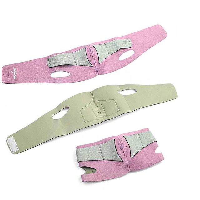 Thin Face Mask Slimming Belt 5