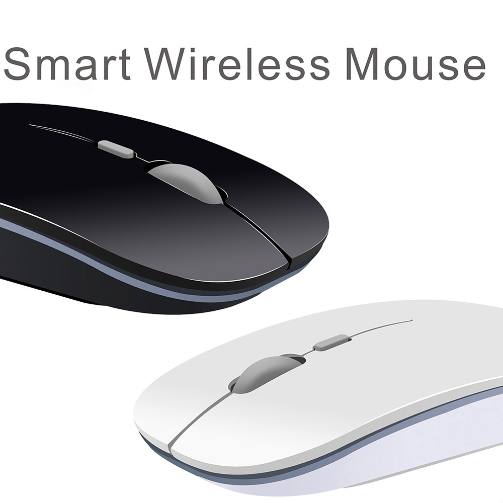 2.4ghz Silent USB Wireless 1600DPI Optical Pro Gaming Mouse Mice For PC Laptop