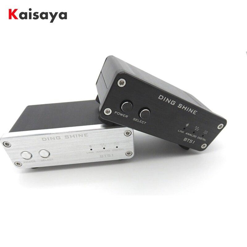 BTS1 CSR8670 4.0 récepteur Bluetooth sans perte APT-X récepteur Audio sans fil prise en charge Fiber optique coaxiale RCA AUX sortie DC5V
