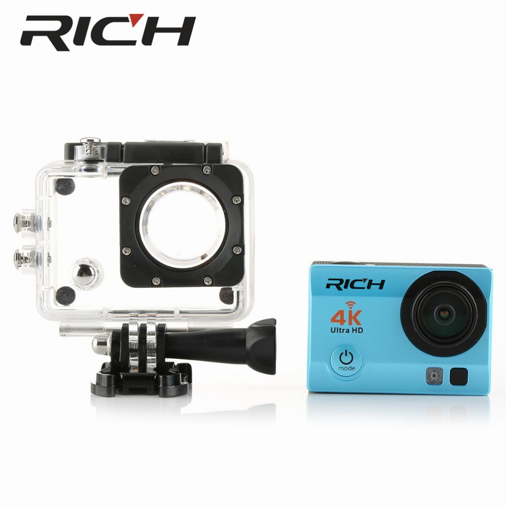 10 pcs/lot 4 K Wifi Camera Action SJ8000R 4 K/30fps 1080 P/60fps 720 P/120fps 2.0