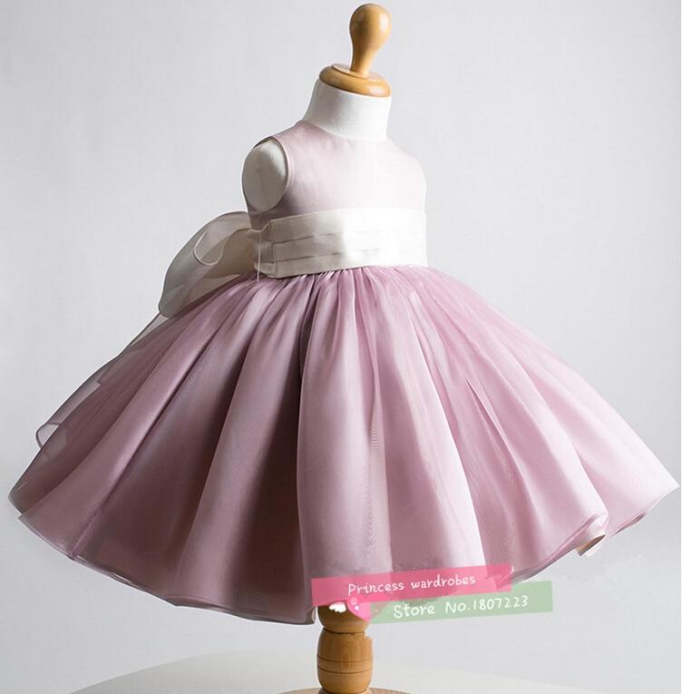 b232a800b Champagne Frock design baby birthday vestidos de festa