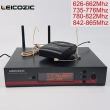 Leicozic 100G3 135G3 ew uhf микрофон Система сценический микрофон для гарнитуры microfon профессиональный микрофон sem fio mount microfono