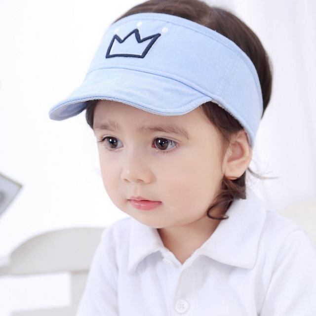 7e7a7f978aa Summer Fashion Cute Baby Hat Cotton Blend Baby Boy Girl Cap Adjustable  Infant Hats for Boys Girls 6-24M A