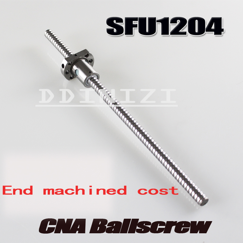 Machined Cost For Ballscrew, Linear Shaft And Other Parts Extra Cost