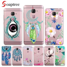 цены Case For LETV LeEco Le Max 2 Le 2 Pro Case For Letv S3 x622 X626 X820 Cover Transparent Painted Silicone Soft TPU Cases Etui