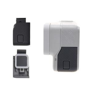 Image 2 - צד דלת החלפת USB C יציאת צד כיסוי עבור GoPro Hero 5/6 אביזרים