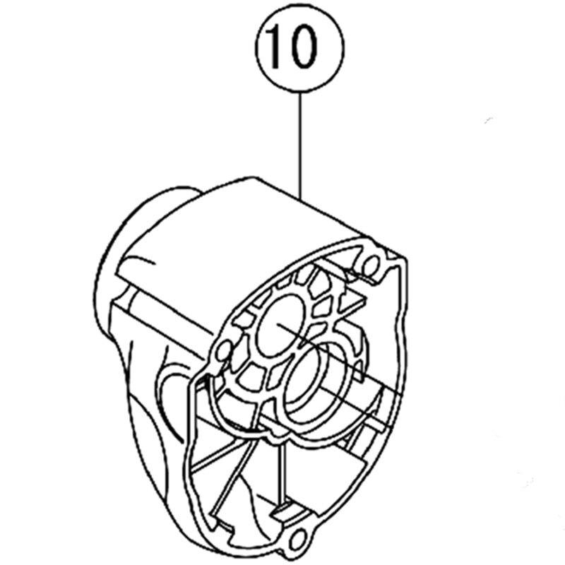 Reducer Box Gear Box Case Two Speed For China Longyun 24 V 16 8v 25v