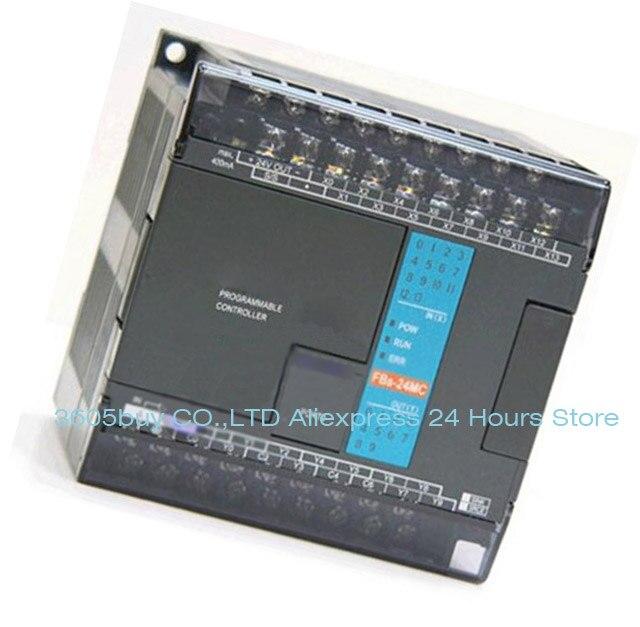 NEW Original PLC FBS-24MCT2-AC AC220V 14 DI 10 DO Transistor Main Unit