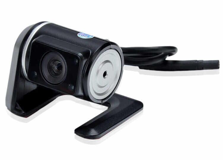 XYCING Автомобильный видеорегистратор видеокамера Внешняя камера 3,5 мм разъем Автомобильная камера заднего вида для автомобиля с двумя объективами черный ящик dvr