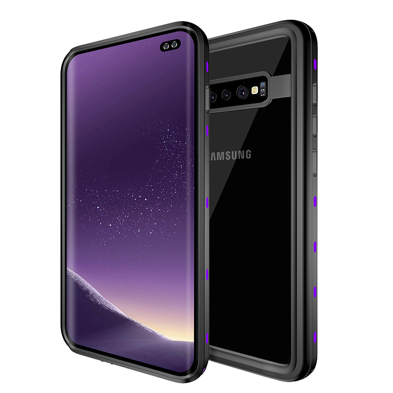 IP68 Waterproof Case For Samsung S10e S10 S9 S8 Plus Underwater Diving Water Proof Cover Phone Case For Samsung Galaxy Note 9 8