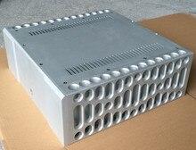 Подражать смелее стиль percision работы с ЧПУ усилитель мощности алюминиевое шасси, коробки