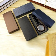 Gift Watch Box Packaging Long Design Durable Fashion Storage Case For W