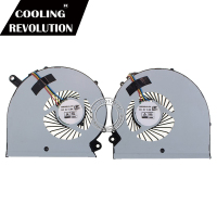 NEW COOLING Fan For Gigabyte RP64W RP65W BS505HS U2M CPU+GPU COOLING FAN
