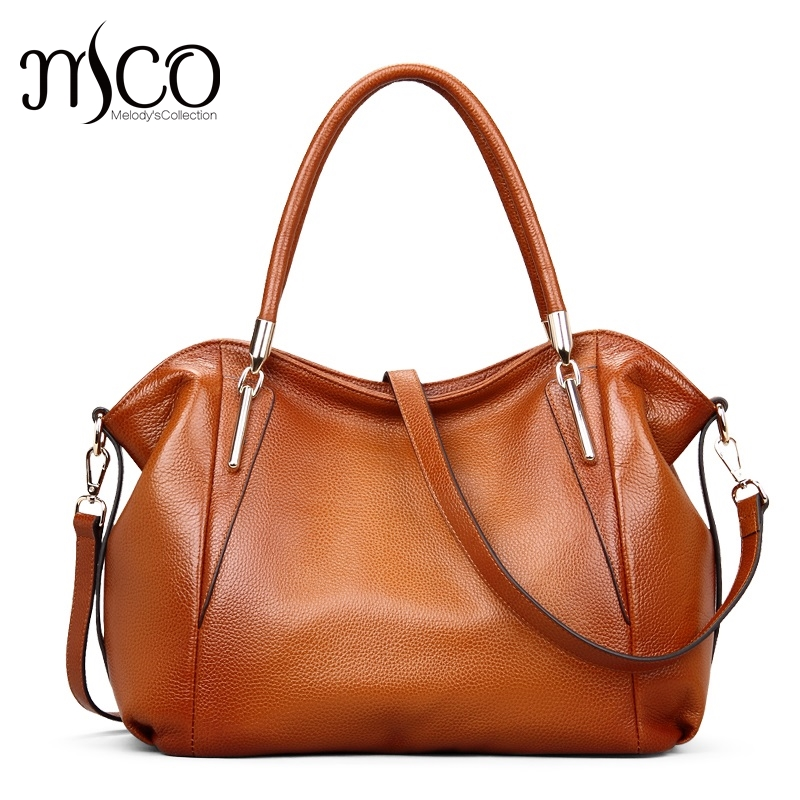High Quality Top-handle bags Designer Handbags Women Bags Genuine Leather Large Shoulder Bag Bolsa Feminina Business leisure bag kzni genuine leather purses and handbags bags for women 2017 phone bag day clutches high quality pochette bolsa feminina 9043