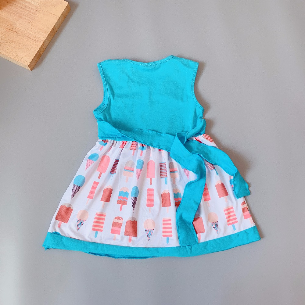 2019 Summer singlet dress present of Baby Girls Dress Apparel Accessory in Dresses from Mother Kids