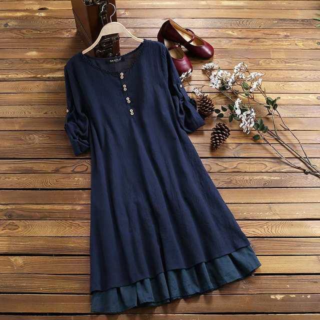 Women'S Summer Dress...