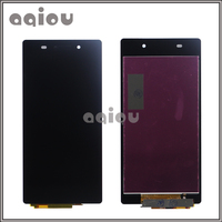 5 2 For SONY Xperia Z2 Assembly Full LCD Display Touch Screen Digitizer Replacement L50W D6502