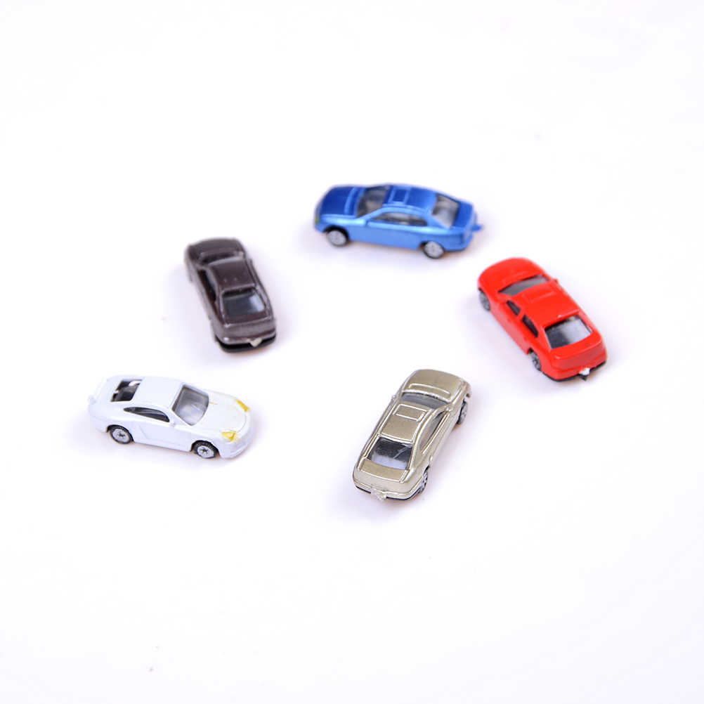 10 Pcs רכב מודלים של מותגים שונים של רכב סגסוגת רכב מתכת חומר קטנוע הורנט מיני גולף לייזר Diecasts