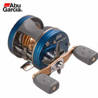 100% Original Abu Garcia 14 AMBASSADEUR C4 5600 5601 Right Left Hand Baitcasting Fishing Reel 6.3:1 5BB Round Bait Casting Reel