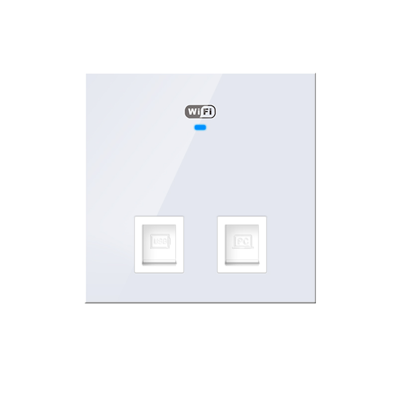 5PCS COMFAST 300Mbps Wireless indoor wall wifi AP Repeater 2 4GHz In wall Router for Hotel
