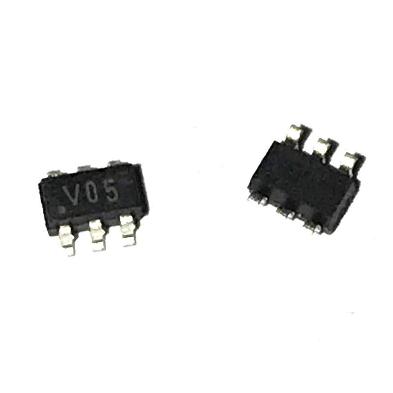50pcs SRV05-4 V05 Integrated Circuit IC SOT23-6