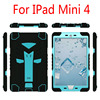 Case For IPad Mini 4 Dragonfly Protective Cover For Ipad Mini 4 Armor Three Anti Silicone