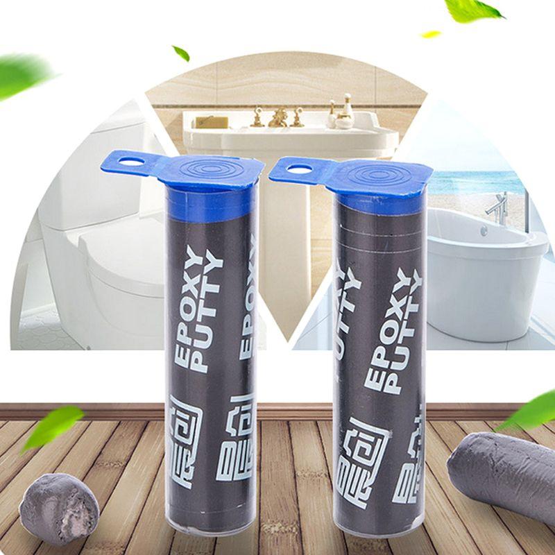 Водопроводная формовочная эпоксидная шпатлевка герметик для труб плитка фиксация силиконовой грязи водопровод ремонт клей